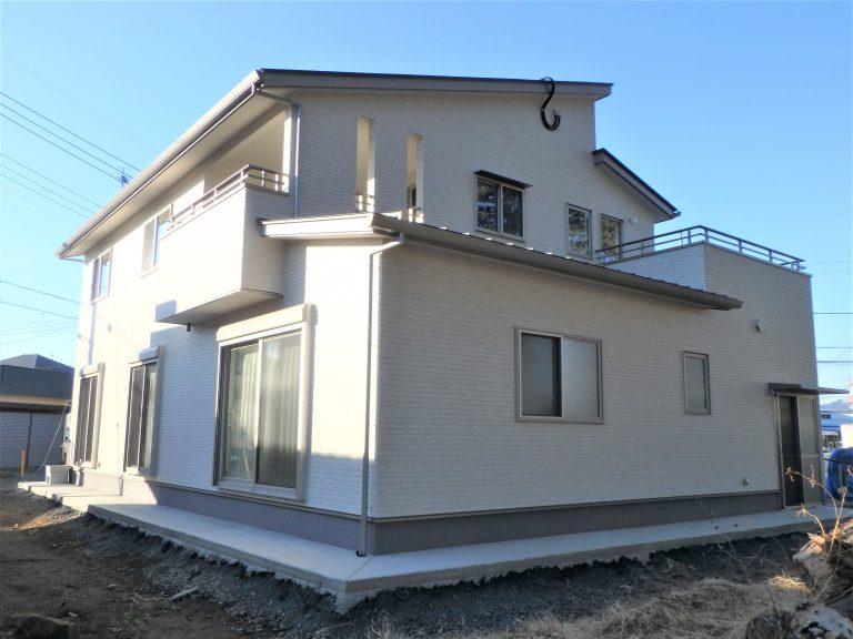 将来の家族の変化に備えるロングライフ二世帯住宅