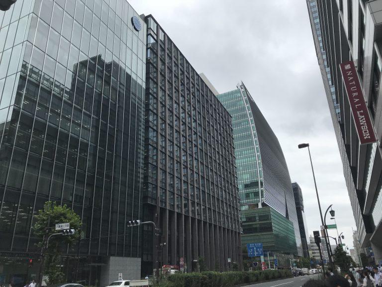 東京で二日間の研修でした。
