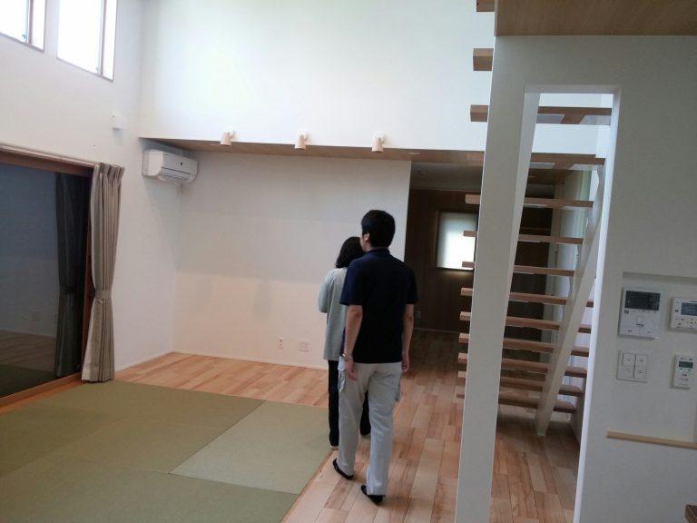 佐野市下羽田町I様邸 完了検査合格おめでとうございます