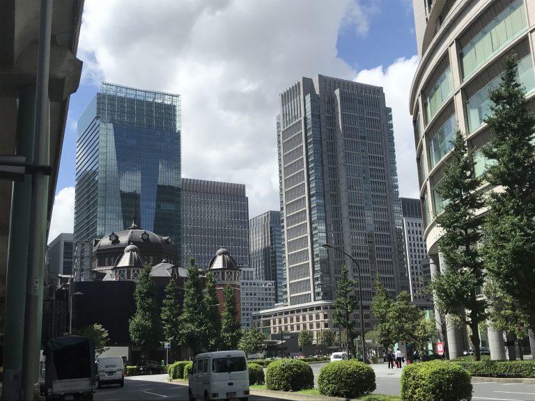 今日は、東京に行ってきました。