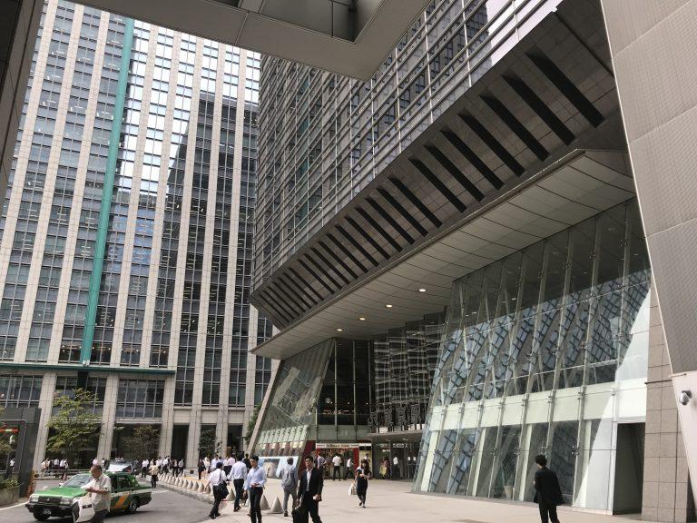 今日は、定例会で東京に行ってきます。