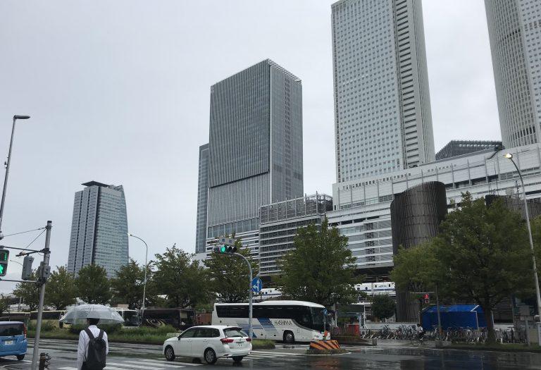名古屋から帰宅です。