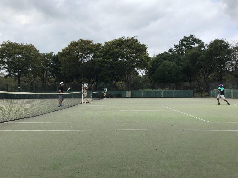 田沼町グリーンスポーツで練習会を行いました。