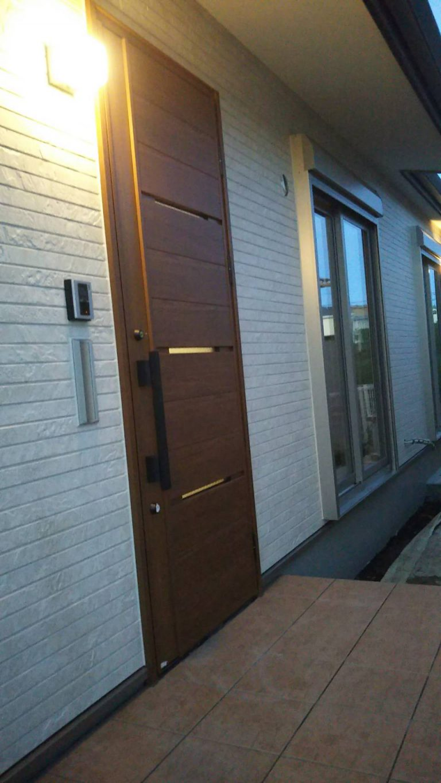 佐野市赤坂町E様邸完了検査終了です