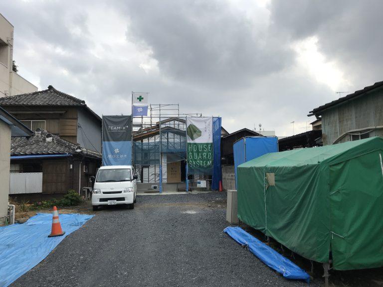 佐野市高砂町K様の定例打ち合わせをしました。