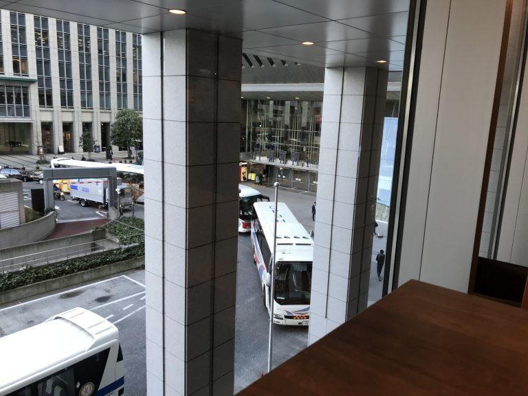 今日から3日間東京です。