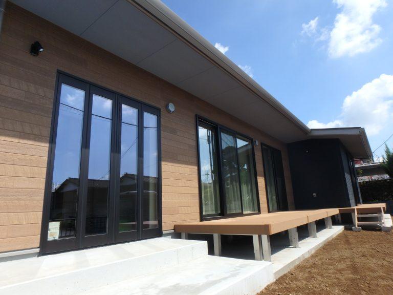 快適な空間を実現する高品質な上質空間の平屋住宅