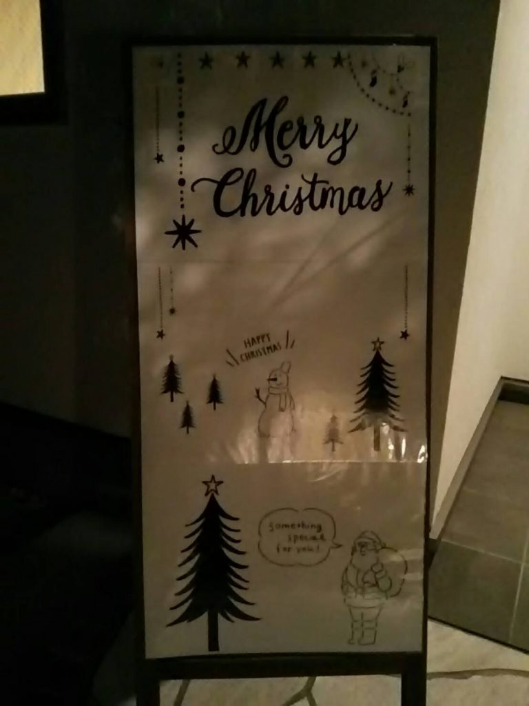 team-K風間のクリスマスイベント