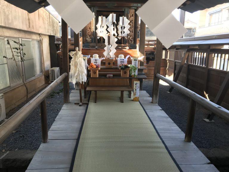 佐野市田沼町K様地鎮祭おめでとうございます。
