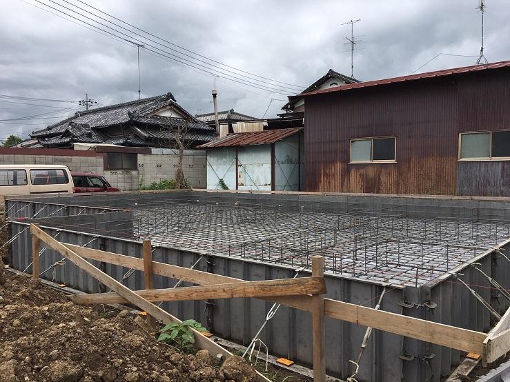 田沼町T様邸鉄筋検査委合格おめでとうございます