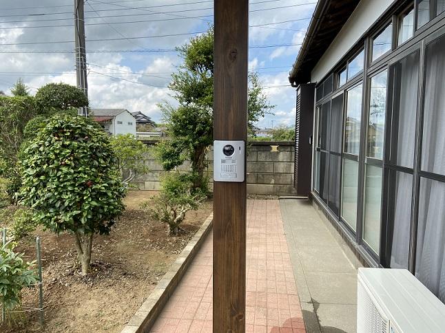 佐野市船津川町S様邸訪問してきました。